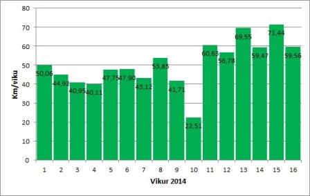 Vikur 1-16 2014